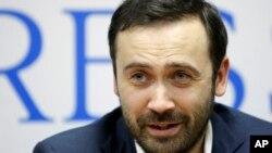 Илья Пономарев. Архивное фото, 2011г.