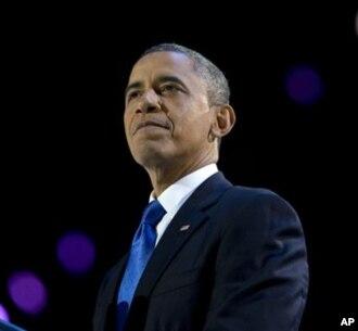 Tổng thống Barack Obama được tuyên bố là người thắng cuộc tại bang dao động Florida