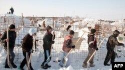 Mbi 110 të vdekur nga i ftohti në Evropën Qendrore dhe Lindore