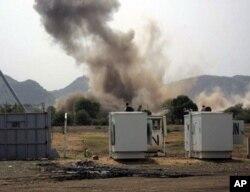 Une explosion, le 14 juin 2011, près d'un complexe onusien du Sud-Kordofan