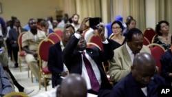 布隆迪观看选举结果