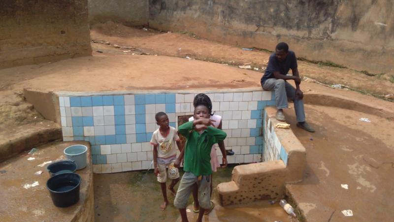 L'accès à l'eau potable, toujours un défi pour une partie de la population camerounaise