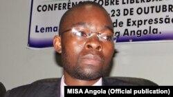 Jornalista e escritor Domingos da Cruz