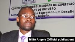 """Le journaliste et professeur d'université Domingos da Cruz, présenté par le juge comme le """"leader"""" du groupe, a écopé de 8 ans et demi de prison """"pour rébellion et tentative de coup d'Etat, association de malfaiteurs""""."""