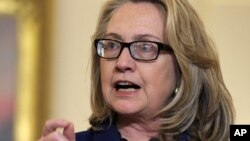 Clinton US Alegeria