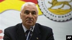 Президент Южной Осетии (ЮО) Леонид Тибилов (архивное фото)