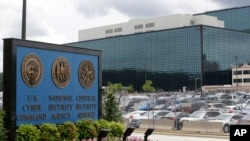 FILE - The National Security Administration campus in Fort Meade, Md., June 6, 2013. The National Security Agency is deleting more than 685 million call records the government obtained since 2015 from telecommunication companies in connection with investi