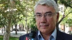 Eldar Namazovla Milli Şuranın gələcək fəaliyyəti barədə müsahibə