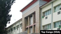 Kanisa Katoliki mjini Kinshasa