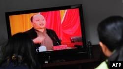 北京駐港國安公署首任署長鄭雁雄,他以用強硬手段處理烏坎村村民集體維權事件而聞名。