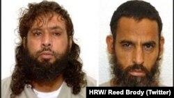 Imbohe zabohowe zikuwe mw'ibohero rya Guantanamo