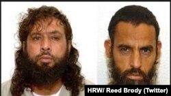 Guantanamo Libyan detainees