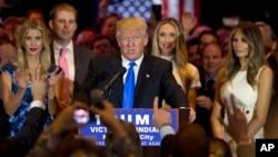 Donald Tramp endi prezidentlik uchun kurashayotgan yagona respublikachi