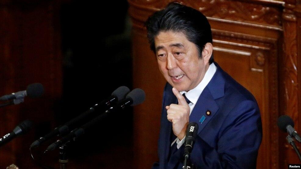 Dưới chính quyền của Thủ tướng Shinzo Abe, quân đội Nhật Bản vươn ra hoạt động xa hơn các đảo nhà.