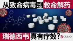 """香港风云:从致命病毒到救命解药 """"瑞德西韦""""真有疗效?"""