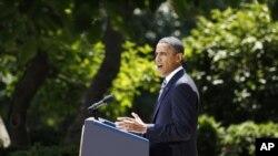 شاندار مستقبل لیبیا کے عوام کاحق ہے: صدر اوباما