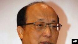 台中市长胡志强