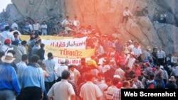 Babək Qalası yürüşü - İyul 2003
