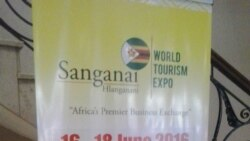 Report on Sanganai/Hlanganani Tourism Expo Filed By Taurai Shava