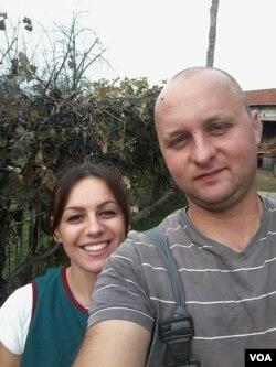 Snježana i Aleksandar Mijatović