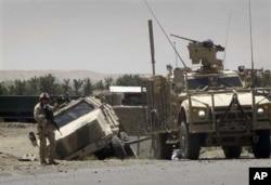 رئیس جمهور افغانستان حادثه ماین گذاری بغلان را محکوم کرد