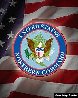 美軍北方司令部徽章(來源:US Northern Command)