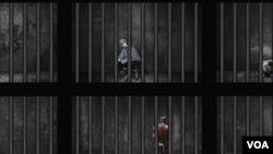 Sebuah penjara di Birma. Masyarakat internasional dihimbau mengusahakan pembebasan para wartawan yang dipenjarakan di Birma.