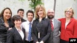 旧金山跨性别者援助团体TEEI部分成员