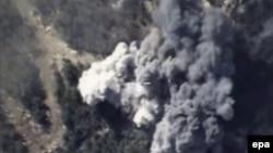 Pesawat Rusia membom sasaran kelompok ISIS di Suriah (foto: dok).