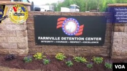 Kosal Chhim is being held at this detention center in Farmville, Virginia.