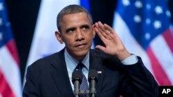 Presiden AS Barack Obama akan memberikan pidato penting mengenai agendanya melawan perubahan iklim hari Selasa (25/6).