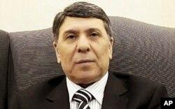 Le ministre-adjoint du pétrole, Abdo Husa-meddine, a rejoint les insurgés