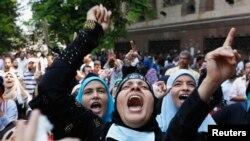 Mursiy tarafdorlari Misrda qo'zg'olonni davom ettirmoqda