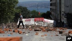 ترکی میں جاری مظاہروں نے کئی شہروں میں معمولاتِ زندگی کو متاثر کیا ہے