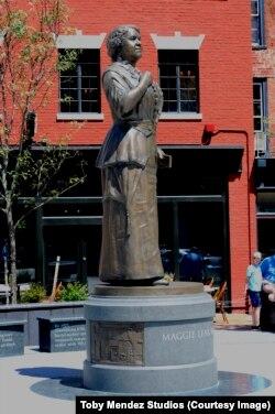 Maggie Lena Walker, Richmond Virginia