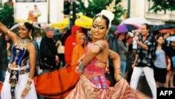 """""""Karnavalet e kulturave"""" në Berlin të Gjermanisë"""