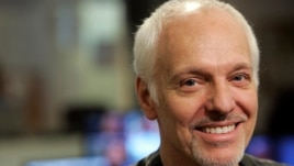 Recording artist Peter Frampton poses for a portrait in New York, April 29, 2010.