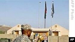 خوست میں نیٹو کیمپ پر طالبان کا حملہ پسپا
