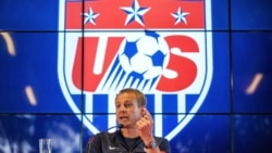 US Soccer Team Prepares for the World Cup
