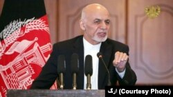 Presiden Afghanistan Ashraf Ghani mengecam Pakistan soal upaya kontra-terorisme (foto: dok).
