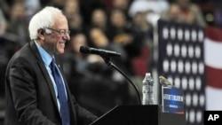 Berni Sanders o'tgan hafta G'arbiy Virjiniyada, Kentukiga qo'shni shtatdagi saylovda qo'li baland kelgan edi.