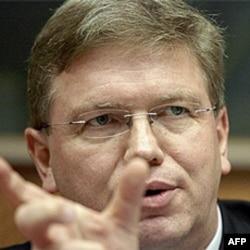 Dobar dan za Srbiju i EU: Komesar za proširenje Štefan File
