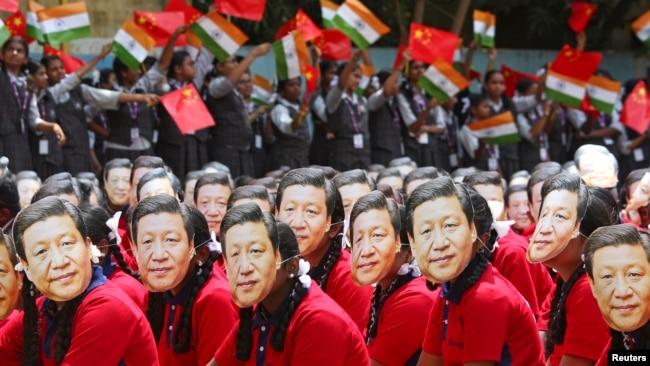 领土争议陷紧张 习近平印度行遇挑战