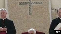 Папа Римский осудил «идеологические манипуляции религией»