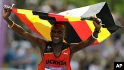 奧運馬拉松金牌得主烏干達選手基普羅蒂奇