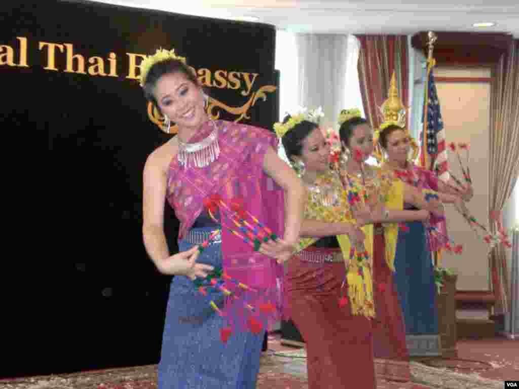 Tajlandski ples