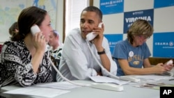 La lista de correos electrónicos había estado en poder de un comité de campaña de Obama.