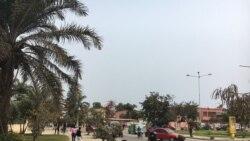 Manifestação após pOlicia matar motoqueiro em Benguela - 2:09