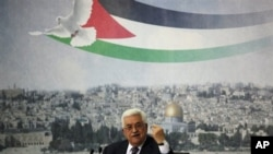 마흐무드 압바스 팔레스타인 자치정부 수반