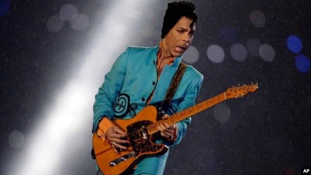 Bintang Pop Prince Tak Miliki Surat Wasiat